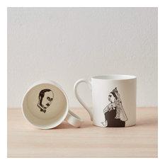 Queen Victoria Fine Bone China Mug