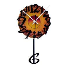 Time 33 Wall Clock