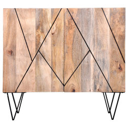Industrial Buffets And Sideboards by G*FURN