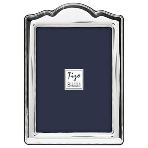 "Arched Bead Photo Frame, 4""x6"""