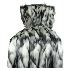 Thomas Collection Faux Fur King Queen Twin Throw Blankets 16438 58Wx60L