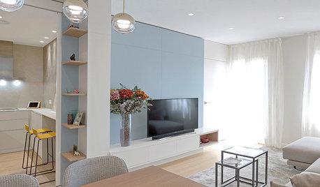 Un apartamento de verano se transforma en vivienda habitual