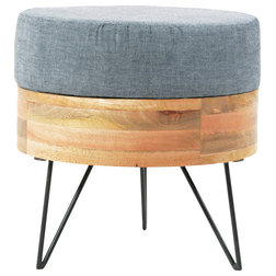 Midcentury Footstools And Ottomans by GwG Outlet