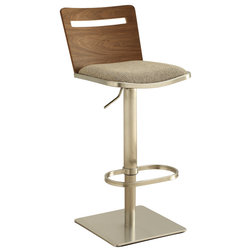 Modern Bar Stools And Counter Stools by AC Pacific Corporation