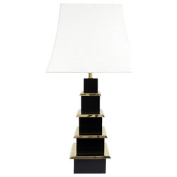 Asian Table Lamps by Jonathan Adler