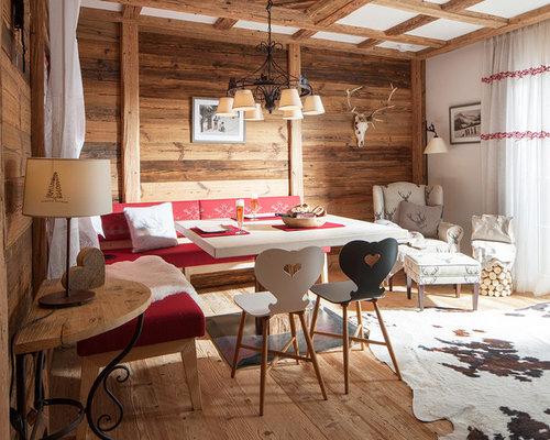 Rustikale Esszimmer - Ideen, Bilder & Design  HOUZZ