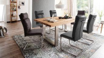 Esszimmertische und Stühle