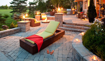 What's your backyard style? Polished Casual by Techo-Bloc