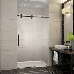 Contemporary Shower Doors by Buildcom