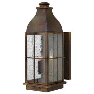 Sienna 3-Light Wall Lantern, Large