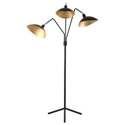 Midcentury Floor Lamps by Safavieh