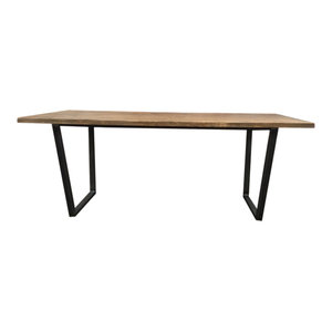 Ubar Reclaimed Timber Dining Table, Large