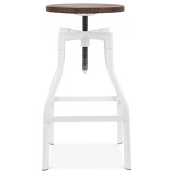Industrial Bar Stools And Counter Stools by Pot Racks Plus