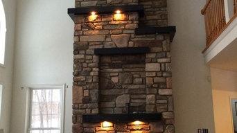 fireplace, Ellicott City MD