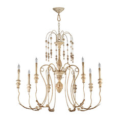 Maison Eight Light Chandelier