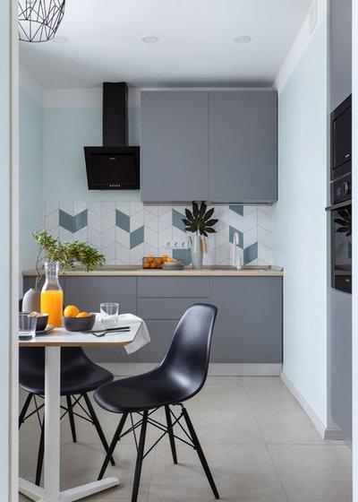 Contemporary Kitchen Современный Кухня