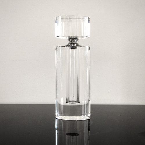 ガラスの香水瓶 - 部屋の装飾品