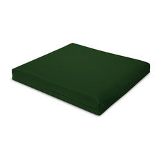 """19"""" Seat Cushion, Forest Green"""