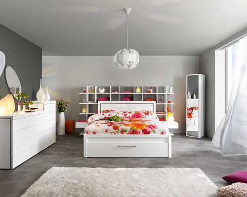 Muebles dormitorio matrimonio moderno talmon