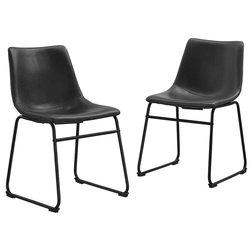 Contemporary Dining Chairs by Walker Edison