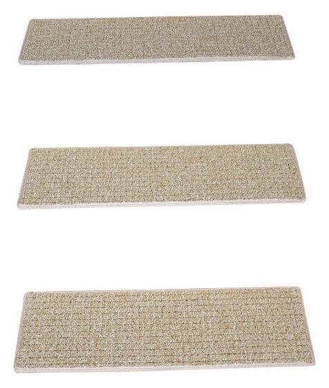 Indoor Outdoor Non Slip Carpet Stair Treads Set Of 15