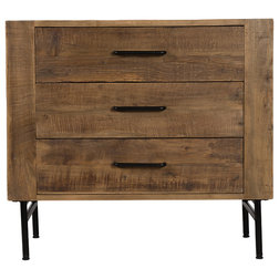 Industrial Dressers by The Khazana Home Austin Furniture Store