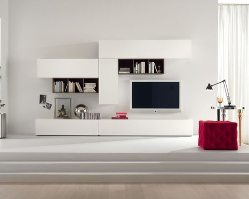 Modern Wall Unit Spar Logika LK14   $3,099.00   Entertainment Centers And Tv  Stands