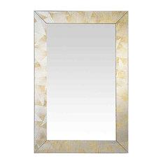 EMDE Art Deco Palmette Mirror