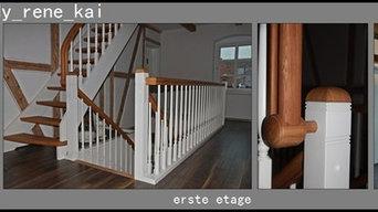 Treppen Modelle