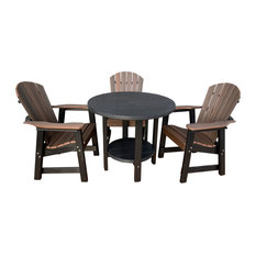 Phat Tommy Lakewoods Dining Set, Bkbw