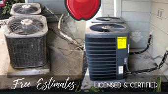 HVAC Heat Pump Installation