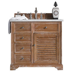 Farmhouse Bathroom Vanities And Sink Consoles by James Martin Furniture