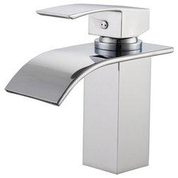 Modern Bathroom Sink Faucets by Sumerain