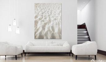 """Exklusive Wandbilder - Serie/Specials: """"Weiß & Creme"""""""