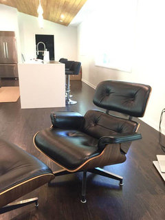 Eames Lounge Chair Reproductions · More Info