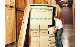 Storage options for our clients
