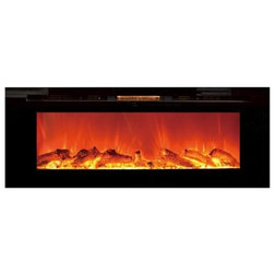Contemporary Indoor Fireplaces by Touchstone Home Products, Inc.