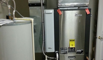 New Carrier Furnace Installation