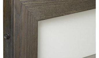 Art Metal Frame for Crate & Barrel