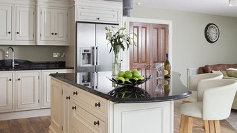 Solid Inframe Kitchen in Templegoue