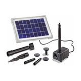 PALERMO S solar pump system