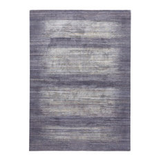 Contemporary Wool Rug, 10'x13'
