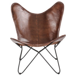 Industrial Armchairs & Accent Chairs by Madeleine Home