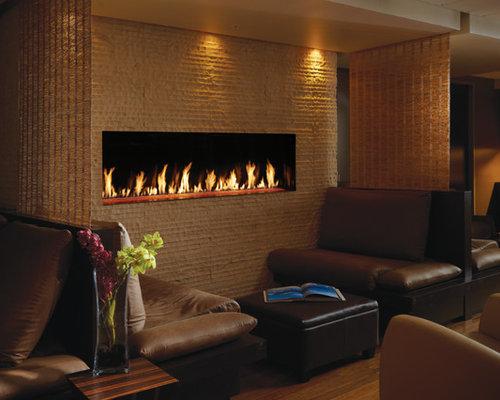 DaVinci by Travis Industries - DaVinci Single Sided - Indoor Fireplaces
