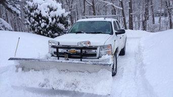 Snow Removal Oil City