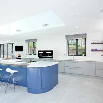 Residential re-design with disabled accessibility