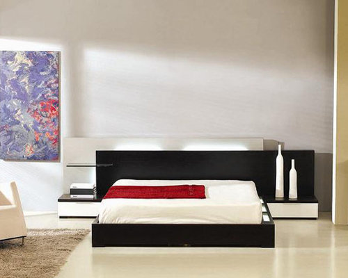 Stylish Wood Designer Furniture Collecion with Extra Storage - Beds