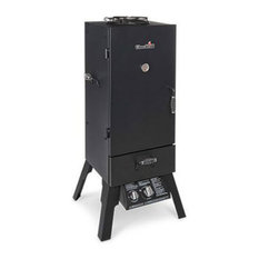 """Char-Broil - Char-Broil 12701705-Di Vertical Lp Gas Bbq And Smoker Oven, 45"""" - Smokers"""