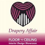 Drapery Affair Floor To Ceiling