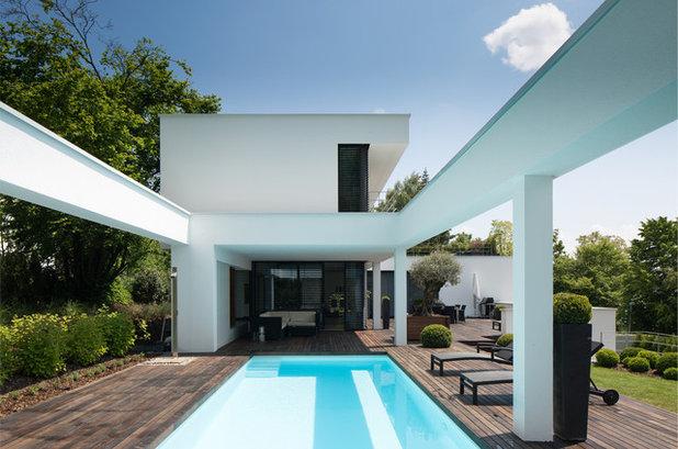 minimalistisch pools by philipp architekten anna philipp - Wintergarten Entwirft Irland